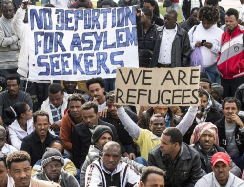 Catholic Bishops to Israeli authorities: expulsion exposes Eritrean and Sudanese refugees to dangers and wars