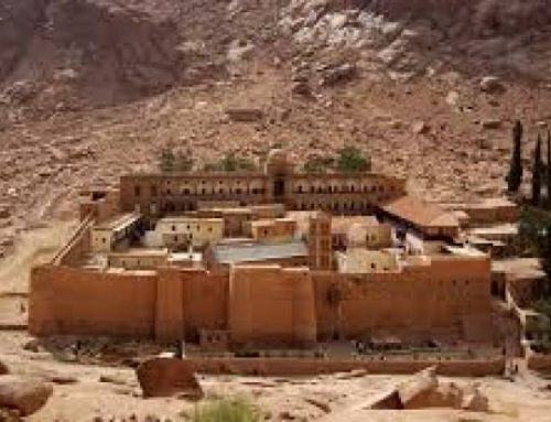 Monastery of St. Catherine: Sinai monks and bedouins hope for tourist return