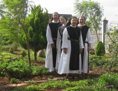 Violence started from Goutha, the rebel district: appeal by the Trappist nuns for the end of the war