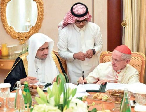 Muslim World League, Vatican boost religious ties