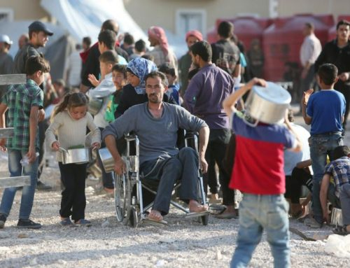 Caritas Syria: Air strikes reopened wounds, but agency still able to help