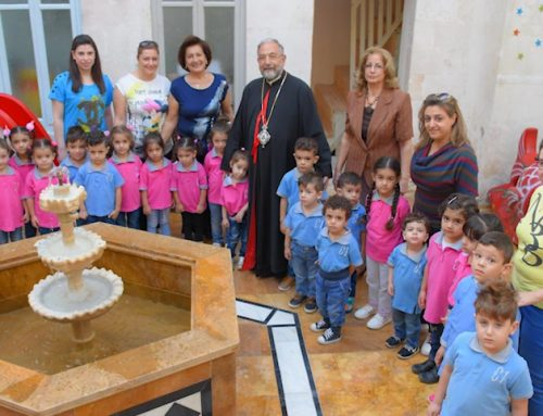 "Help us stay in Syria,"" pleads Armenian-Catholic archbishop of Aleppo"