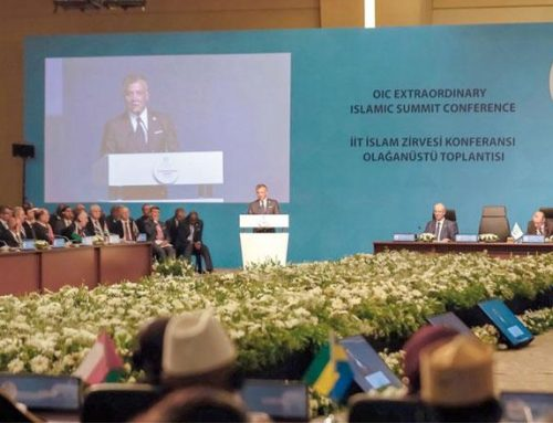 King at OIC Extraordinary Summit says region will never enjoy peace unless Palestinian-Israeli conflict is resolved