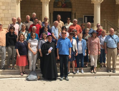 HCEF Welcomes First Presbyterian Church of Boulder, Co. to the Holy Land