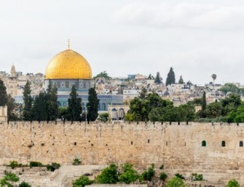 WCC calls for just peace and an end to impunity in the Holy Land