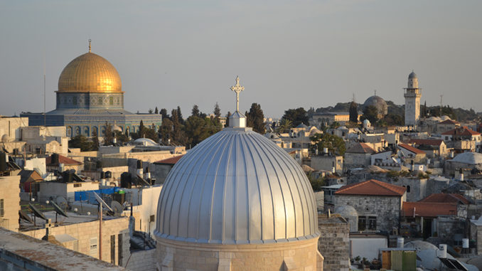 Jerusalem in Danger: Why It Matters