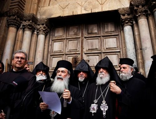 Christian leaders to Netanyahu: the government still aims to confiscate Church property