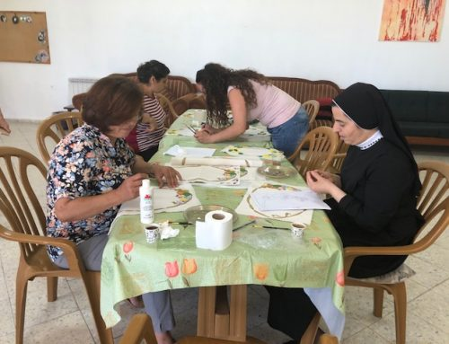 BSCC has concluded another workshop to empower women in Birzeit