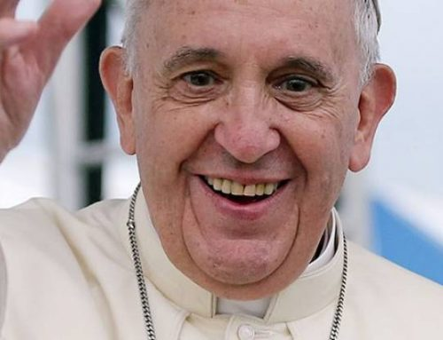 His Holiness, Pope Francis:  A glimmer of hope