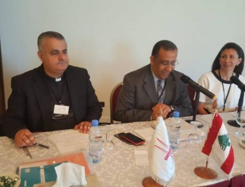 Fr. Bader highlights from Beirut the role of Jordan in interfaith dialogue