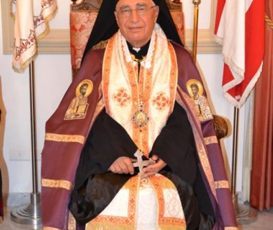 Unity, openness at core of Melkite Catholic identity, says patriarch