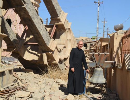 We've resettled 26,000 Christians in ex-Islamic State city, Iraqi priest claims