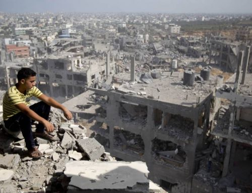 For Gaza's parish priest, 'people are desperate' but 'we continue to hope for peace'