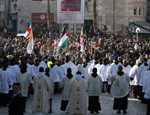 'It is not possible to imagine a Middle East without Christians'