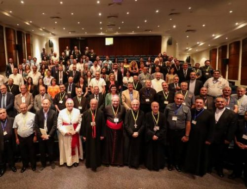 Dead Sea: The 7th Regional Canon Conference kicks off officially