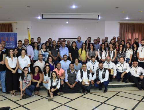 Caritas Jordan concludes PEER Program