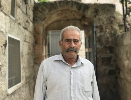 Drowning among Israeli settlements, an ancient Christian village in Palestine struggles to survive.