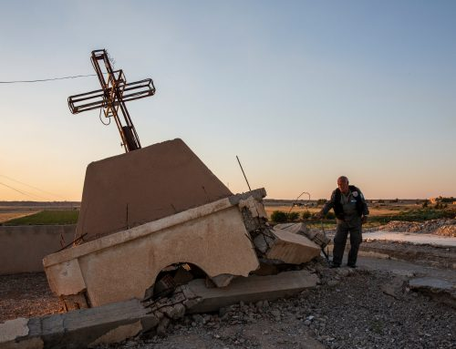 'There Are No Girls Left': Syria's Christian Villages Hollowed Out by ISIS.