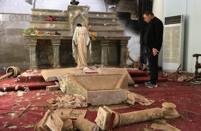 Four years after ISIS onslaught, Iraqi Christians struggle to rebuild