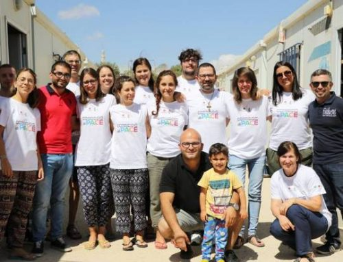 Caritas Jordan launches Youth Voluntary Camp in Madaba.