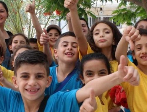 Summer Camps in Holy Family Parish in Gaza: escaping tensions of daily life
