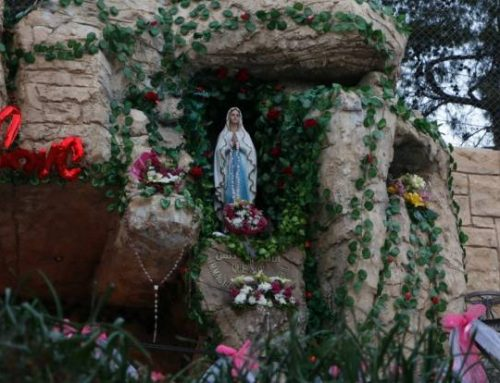 Bishop of Lourdes to pay a historic visit to Jordan.