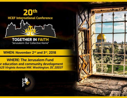 Register for the 20th HCEF International Conference Now!