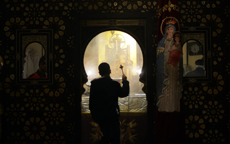 Coptic community among nominees for Nobel Peace Prize .