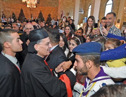 Card Raï: citizenship and belonging to counter Christian 'desertification' in the Middle East