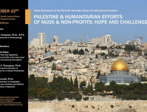 Palestinian and Humanitarian Efforts of NGOS and Non-Profits: Hope  and Challenge