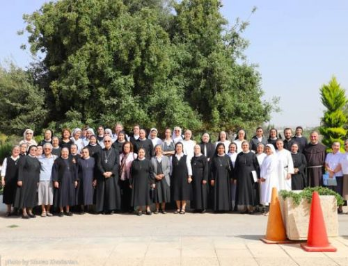 The Union of Religious Congregations in Jordan holds meeting