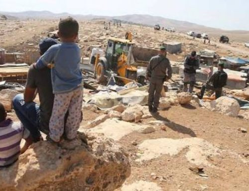 HOLY LAND – The demolition of the village of Khan al Ahmar begins. Appeal of the Episcopal Justice and Peace Commission