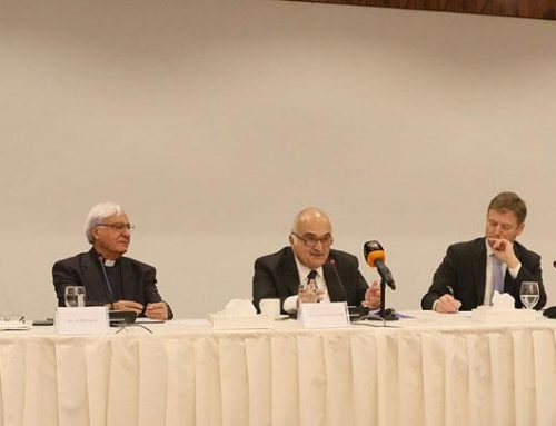 Prince Hassan emphasises principle of mercy at interfaith dialogue conference.