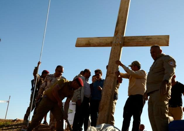 Iraqi church leaders say their unity key to saving Christianity.