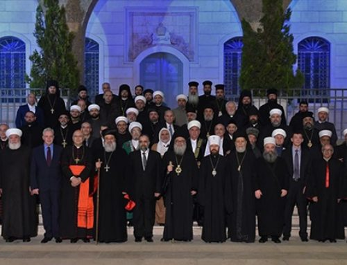 "Greek Orthodox Patriarchate of Antioch hosts the ""summit"" with Russian Christian and Muslim leaders."