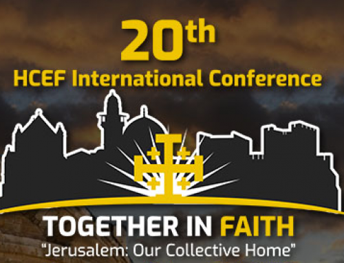 Statement of the 20th HCEF International Conference.