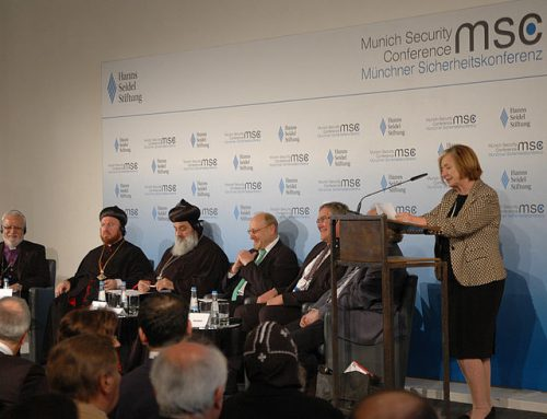 Syriac Orthodox Patriarch speaks on future of Christians in Middle East.