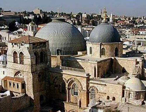Why the Holy Land is the 'fifth gospel' of Christianity.