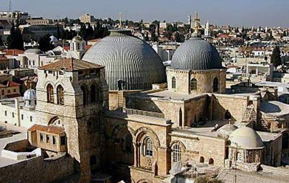 US Churches write to Pompey: no to Israeli law on the confiscation