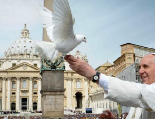 Pope's World Day of Peace Message: Politics must serve peace.