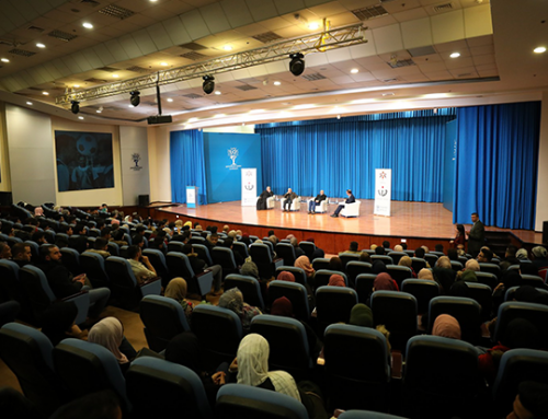 Jordan: Youth dialogue session on religious harmony