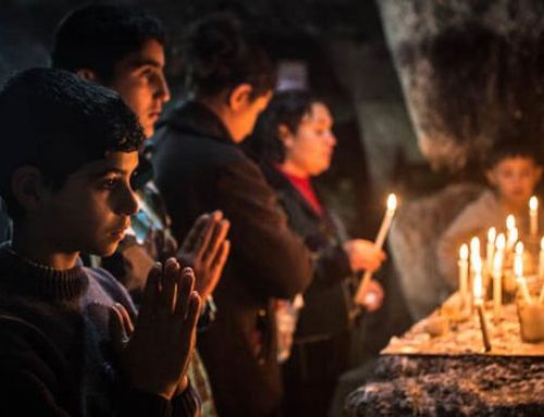 Millions of Christians Face 'Imminent Extinction' in Middle East.