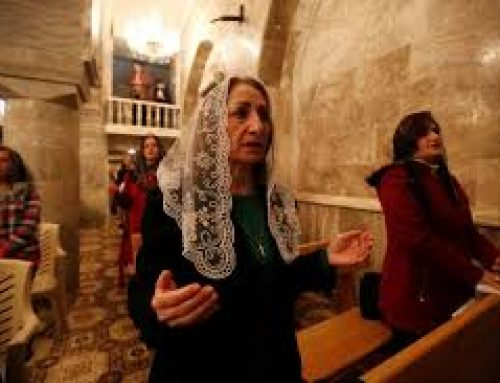Muslim Groups Could Push Christianity to Extinction in Middle East.