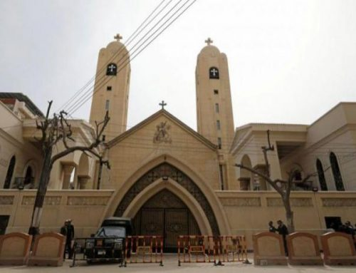 "The Egyptian government ""legalizes"" 156 Christian churches."
