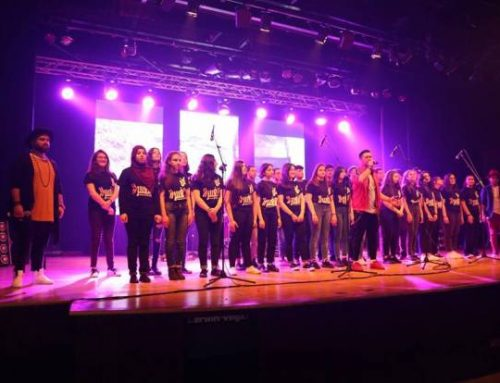 "Caritas Jordan: First concert of ""Be the Change"" project launched"