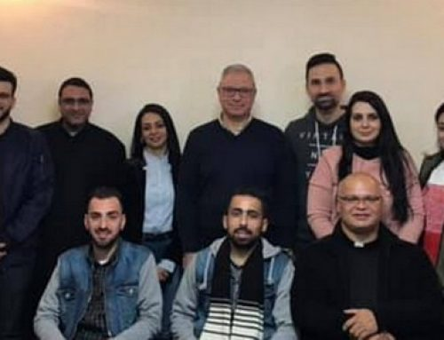 Reflections from Gaza, Job Creation Program 13-14 March 2019.