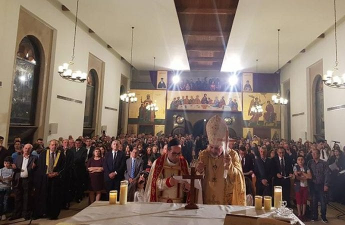 Mideast patriarchs urge hope of Resurrection in Easter messages.