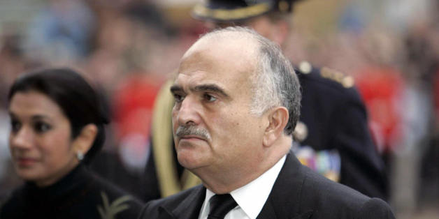 Prince Hassan reflects on fire at Notre Dame cathedral.