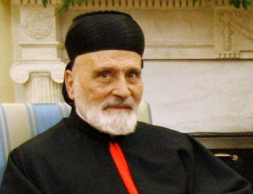LEBANON – National mourning for the death of Patriarch Nasrallah Boutros Sfeir.