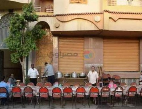 "EGYPT – Ramadan, Coptic businessman offers ""fast break"" meals to Muslims."